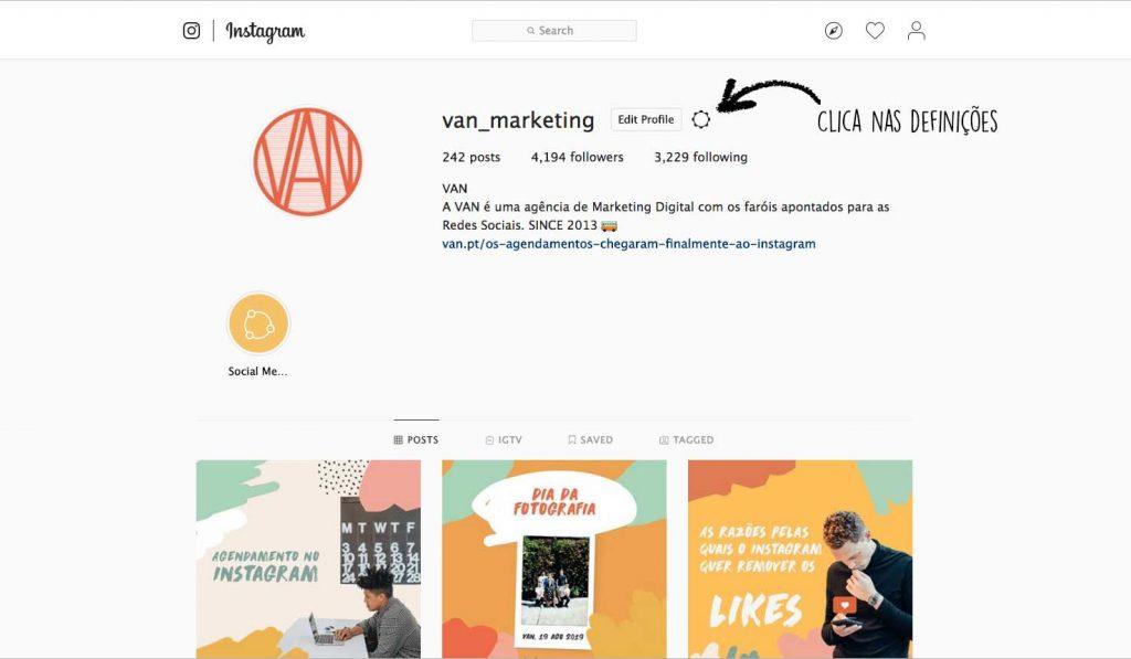 Como filtrar e bloquear comentários no Instagram