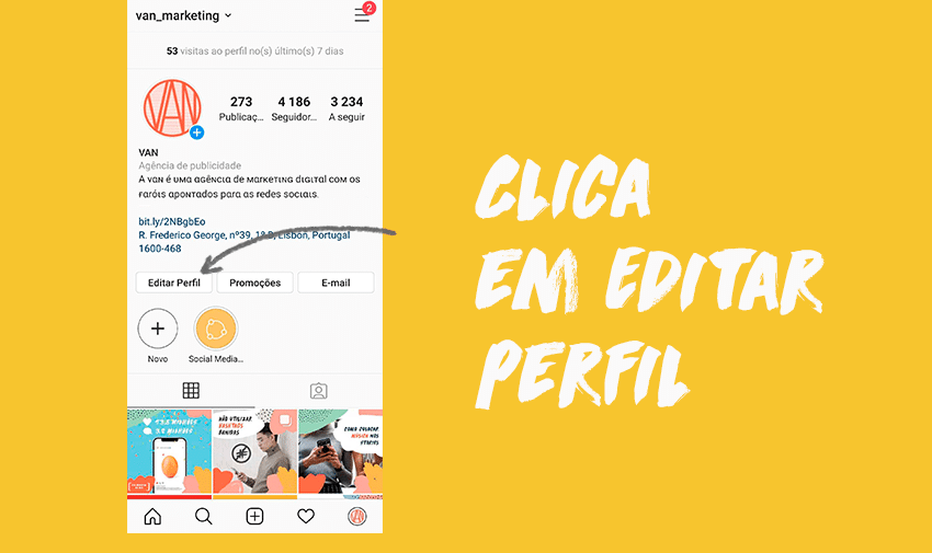 #3 - Como mudar a fonte da BIO no Instagram