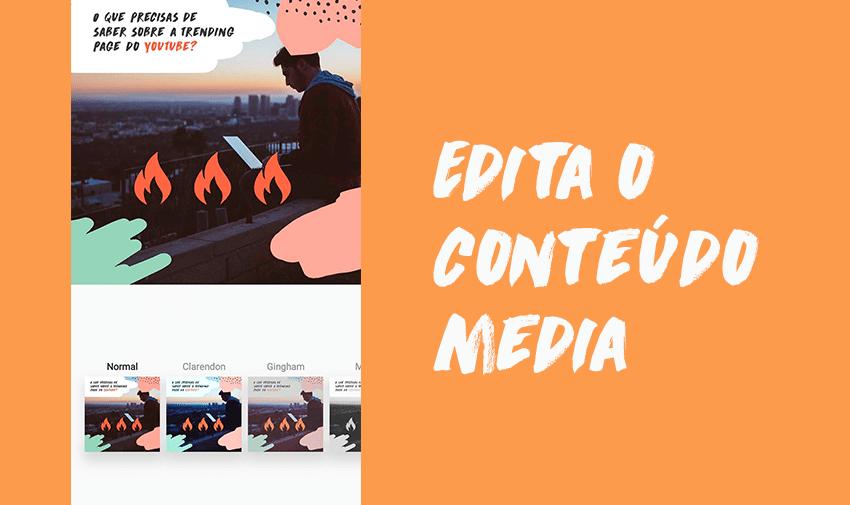 #3 -Como partilhar publicações do Instagram