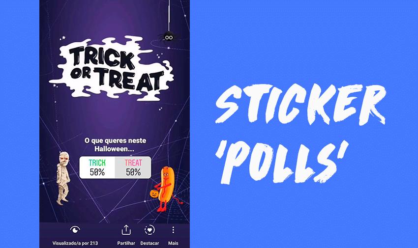 Sticker 'Polls'