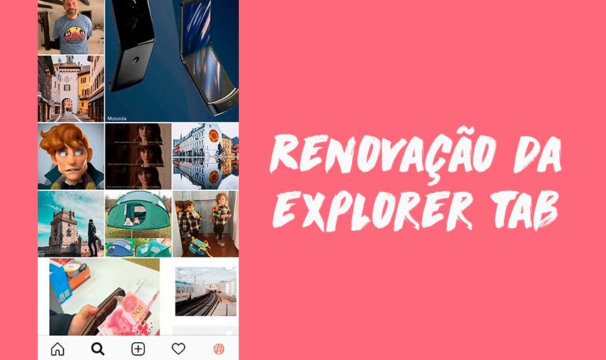 Explore Tab Revamp