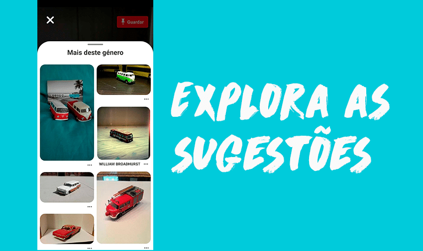 #4 - Como Funciona a Pinterest Lens