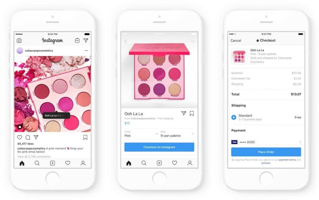 5. Instagram Shoppable Posts