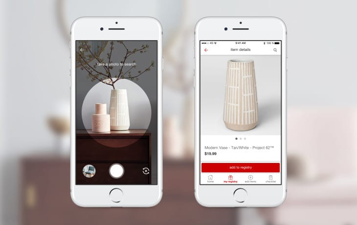 4. Visual Search - Pinterest Lens