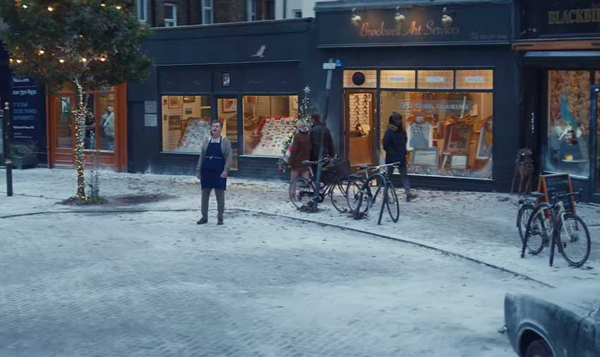 Visa - Christmas Advert 2019