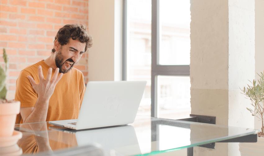 O que causa um erro 401?