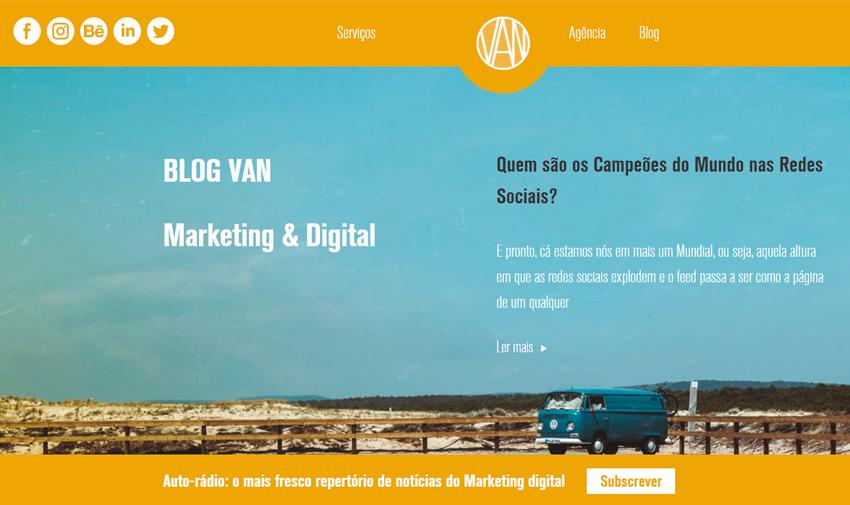 5 - Blog VAN Marketing