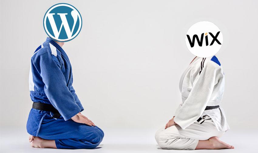 WordPress vs Wix: qual das plataformas escolher?