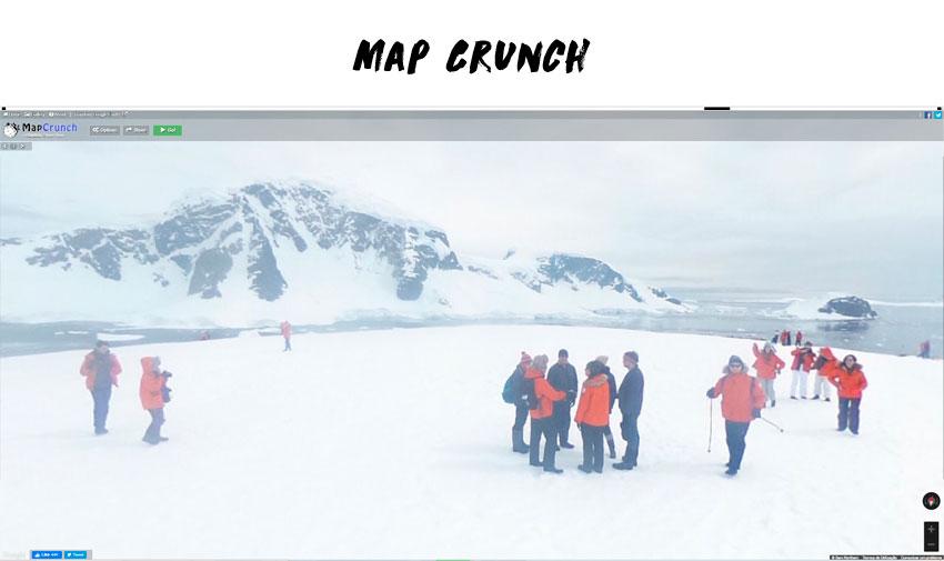 Map Crunch